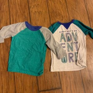 Old Navy 3T shirts